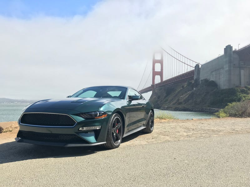 The 2019 Ford Mustang Bullitt Is Everything You Want It to Be