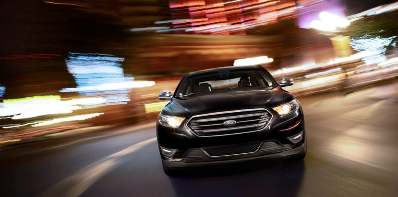 Illustration for article titled 2013 Ford Taurus