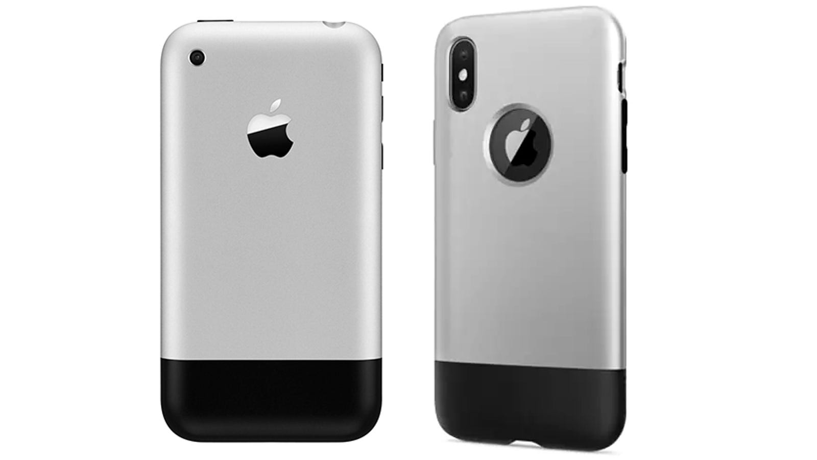 separation shoes fcc69 37499 Give the Finger to Jony Ive With a Case That Makes Your iPhone X ...