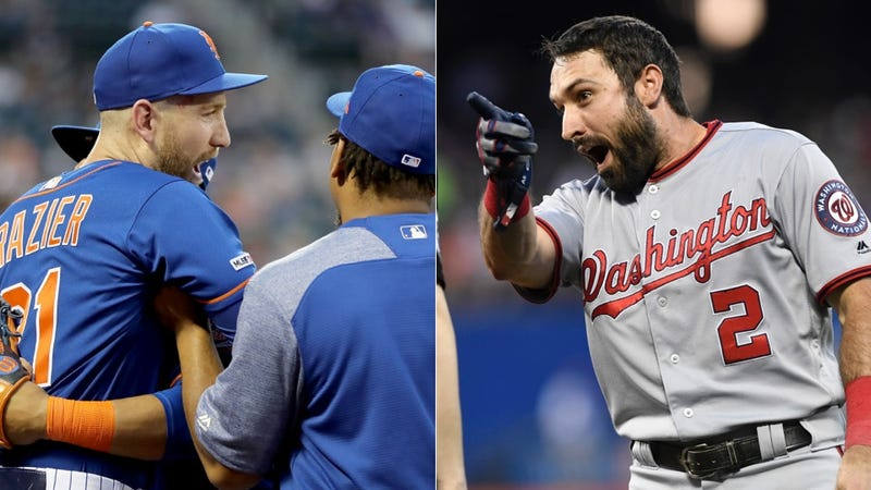 Illustration for article titled It's Impossible To Oversell How Dumb This Adam Eaton–Todd Frazier Beef Has Gotten