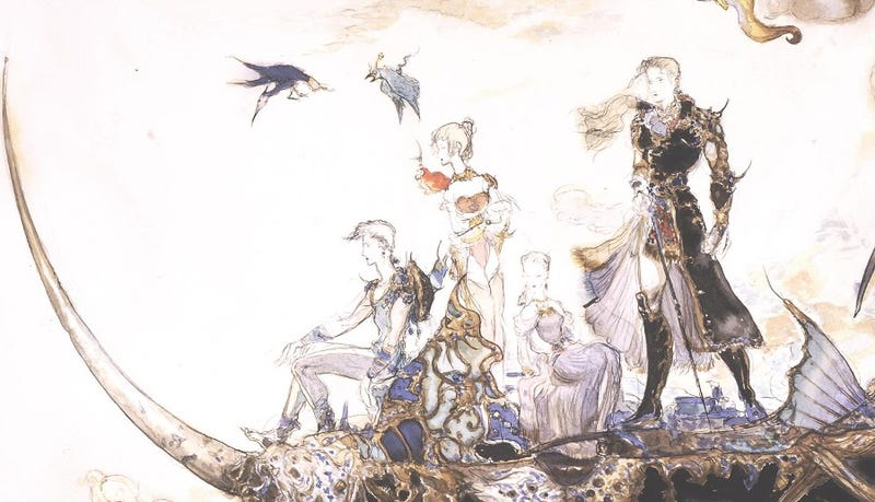 Illustration for article titled Final Fantasy V Reminds Me Of What I Loved About The Series