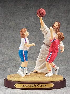 Illustration for article titled Jesus's Stat Line, Courtesy Ron Artest