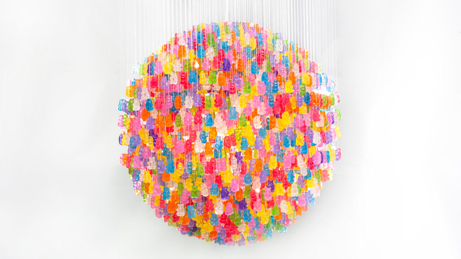 I want to eat this awesomely yummy 3000 gummybear lamp so badly arubaitofo Image collections