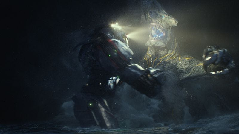 Illustration for article titled Guillermo del Toro is already planning Pacific Rim 3