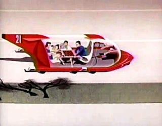 Illustration for article titled Magic Highway, U.S.A. Segment (1958)