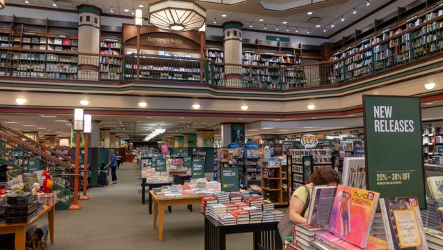 Update Your Barnes & Noble Password Right Now
