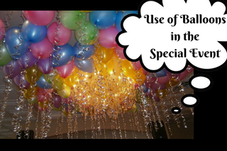 Illustration for article titled 6 Way to Use of Balloons in The Special Event