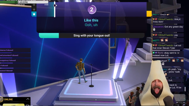 Twitch Releases Free-To-Play Karaoke Game That Includes More