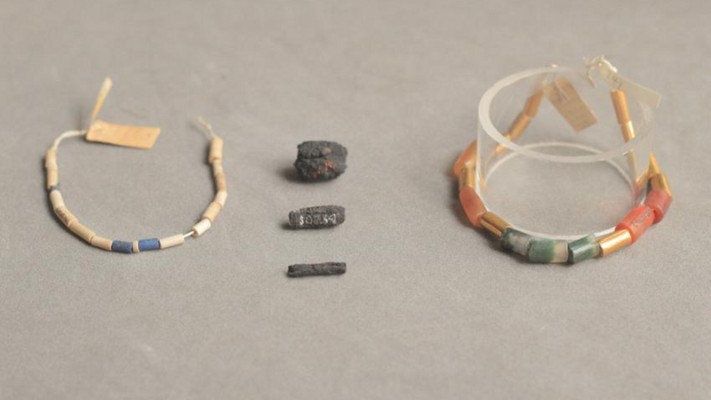 Archaeologists Working At The Ucl Petrie Museum Have Shown That Ancient Egyptians Made Jewelry From Chunks Of Meteorite Even More Remarkable Is