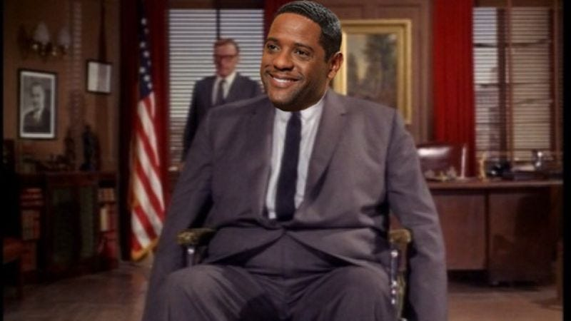 Illustration for article titled Blair Underwood is the new Ironside in NBC's new Ironside