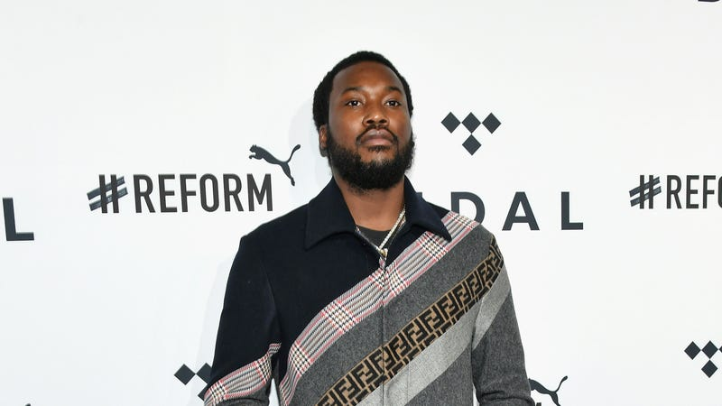 Meek Mill attends the 4th Annual TIDAL X: Brooklyn on October 23, 2018 in New York City.