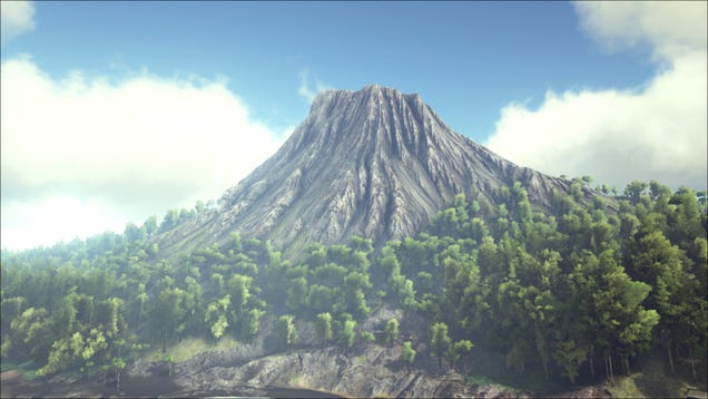 Ark: Survival Evolved's Volcano Is About To Erupt, And Players Will Want To Dive In