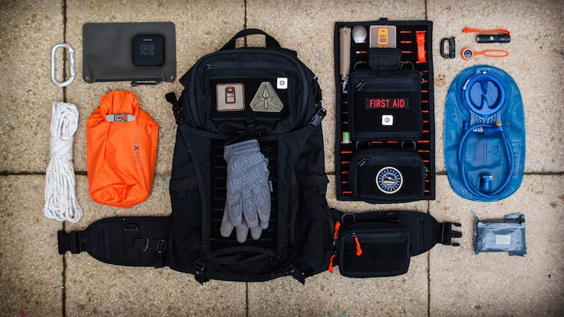 The All-Day Hiking Backpack