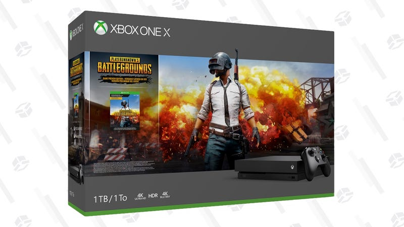 Xbox One X PUBG Bundle | $340 | Walmart
