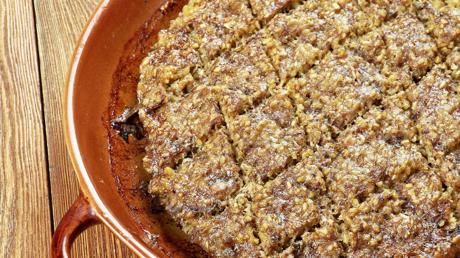 Make This Syrian Kibbeh Casserole When Your Budget Is Tight