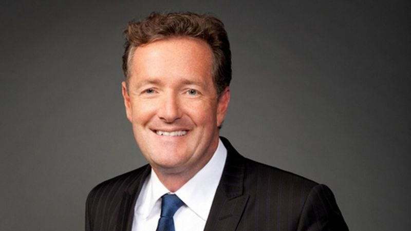 Illustration for article titled Piers Morgan to leave CNN