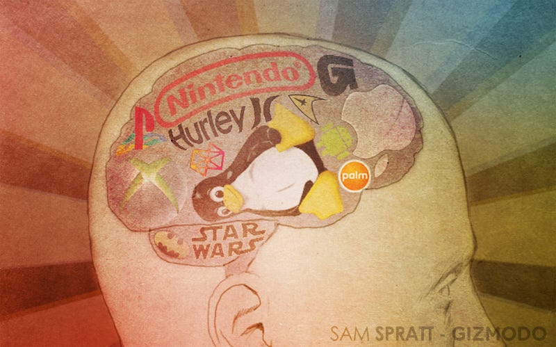 Illustration for article titled A Look Inside the Obsessive Mind of a Fanboy