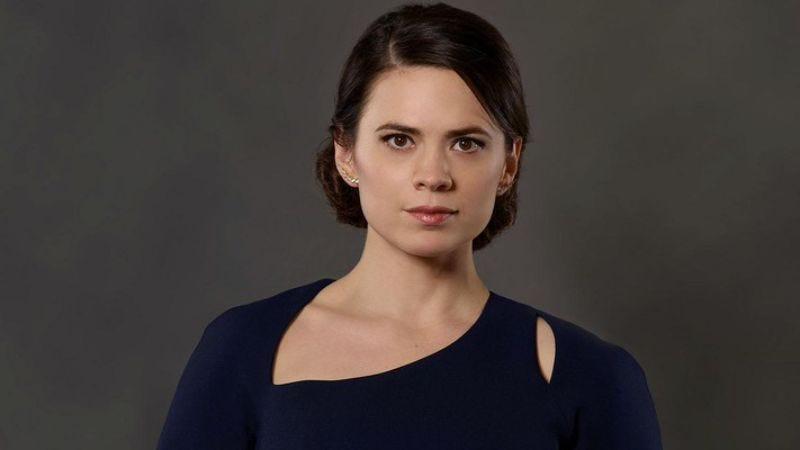Hayley Atwell IS Hayes Morrison in Conviction (Photo: ABC)