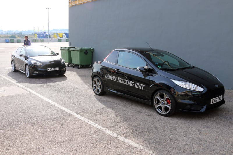 ford built these wild focus st and fiesta st utes just for photographers. Black Bedroom Furniture Sets. Home Design Ideas