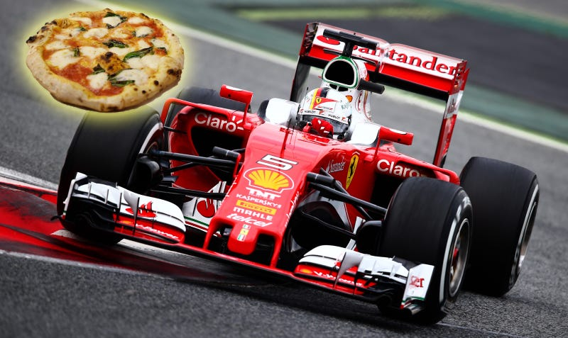 Photo credits: Getty Images (Margherita the Car), AP Images (Margherita the Pizza)