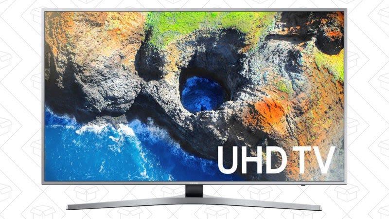 Samsung UN65MU7000, $990
