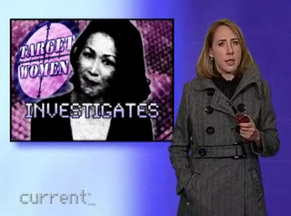 Illustration for article titled Sarah Haskins Worries That Ann Curry's Life Is In Danger