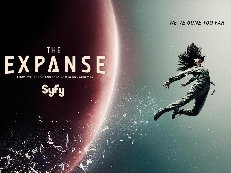 Illustration for article titled The Expanse Is Kind of Great [Few Spoilers]