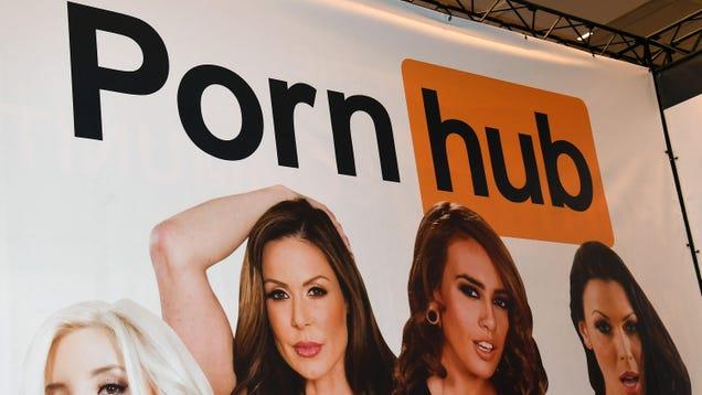 Pornhub s Finally Verifying Uploaders