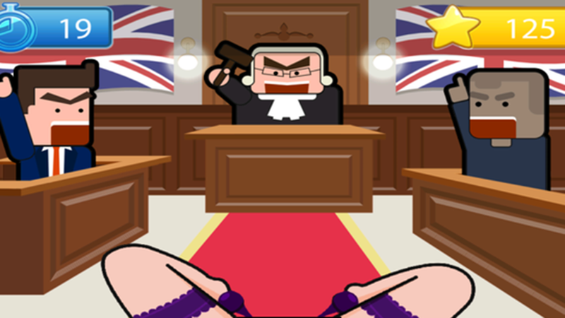 Illustration for article titled New Game Lets YouSquirt Politicians in Protest of Porn Laws