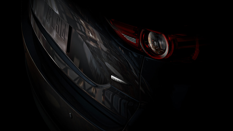Screenshot: Mazda