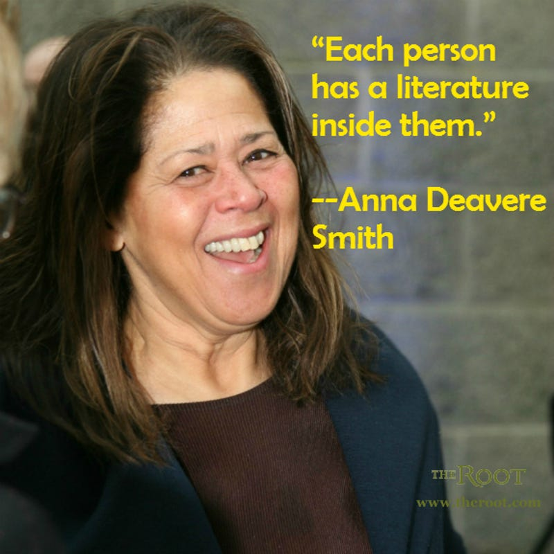 anna deavere smith biographyanna deavere smith ted talk, anna deavere smith, anna deavere smith fires in the mirror, anna deavere smith four american characters, anna deavere smith married, anna deavere smith personal life, anna deavere smith berkeley rep, anna deavere smith biography, anna deavere smith ethnicity, anna deavere smith twilight, anna deavere smith husband, anna deavere smith race, anna deavere smith height, anna deavere smith stanford, anna deavere smith net worth, anna deavere smith west wing, anna deavere smith gay, anna deavere smith broad stage, anna deavere smith nyu, anna deavere smith notes from the field