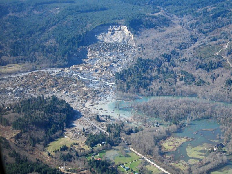 Illustration for article titled The Most Deadly American Landslide Was Strangely Normal