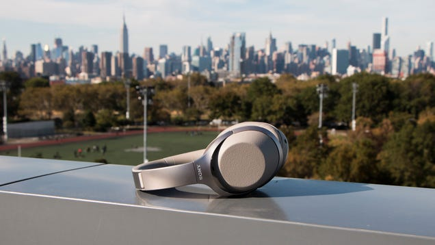 No, You re Not Hearing Things: Sony s Incredible Noise Canceling Headphones Really Are Under $200.