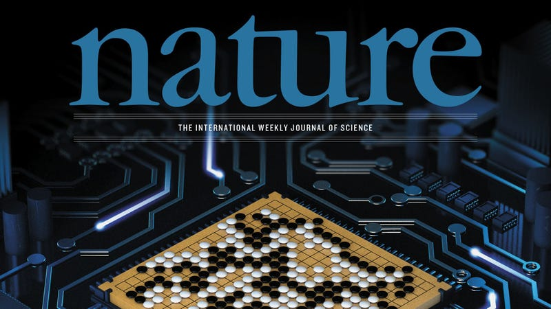 The Nature cover from January 2016, featuring DeepMind's AlphaGo system. Starting in January, most AI-related research will appear in Nature Machine Intelligence, but many AI researchers are not onboard.