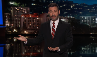 Jimmy Kimmel Live! (Screenshot: ABC)