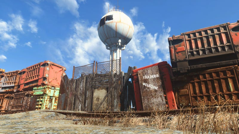Illustration for article titled Fallout 4 Mod Takes The Game To Seattle