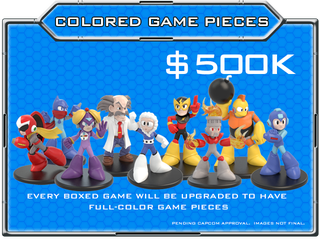 Illustration for article titled Mega Man Board Game Now Live On Kickstarter