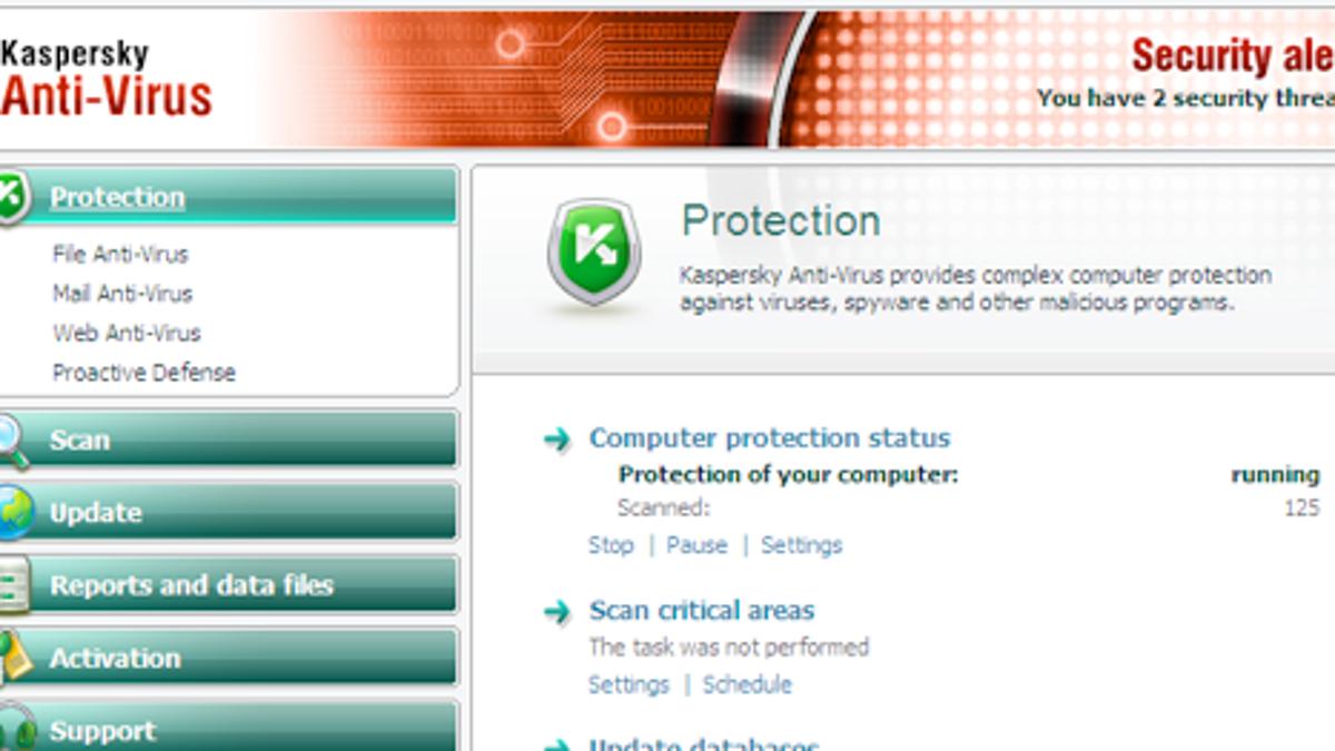 Five Best Antivirus Applications