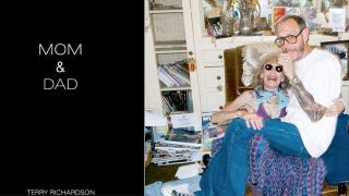 Illustration for article titled Terry Richardson Published Topless Photos Of His Disabled Mother