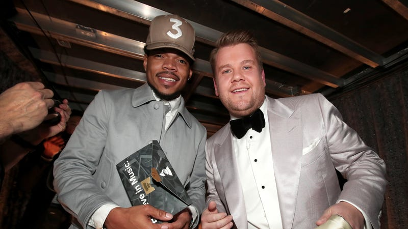 James Corden will host the annual event. (Photo: Christopher Polk/Getty Images)