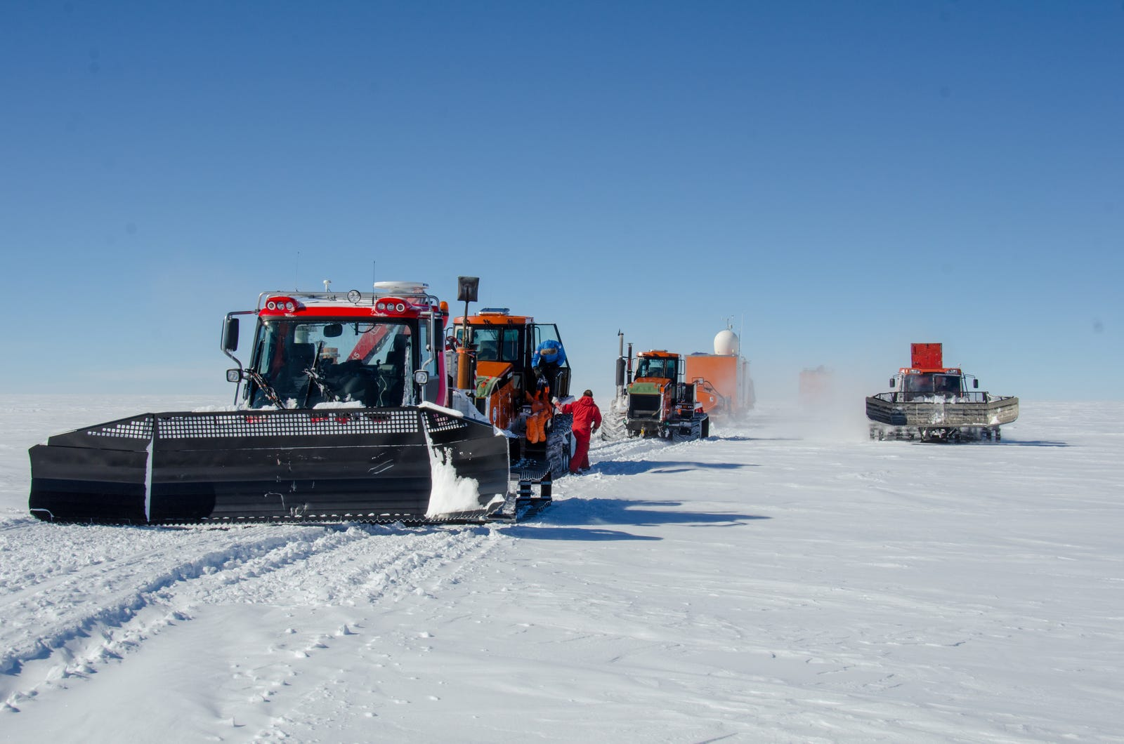 Scientists Are Gearing Up To Drill Some Of The Oldest Ice On The Planet