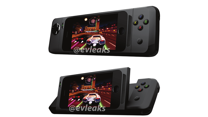 Illustration for article titled Razer's Rumored iOS Controller Takes a Different Angle on Gaming
