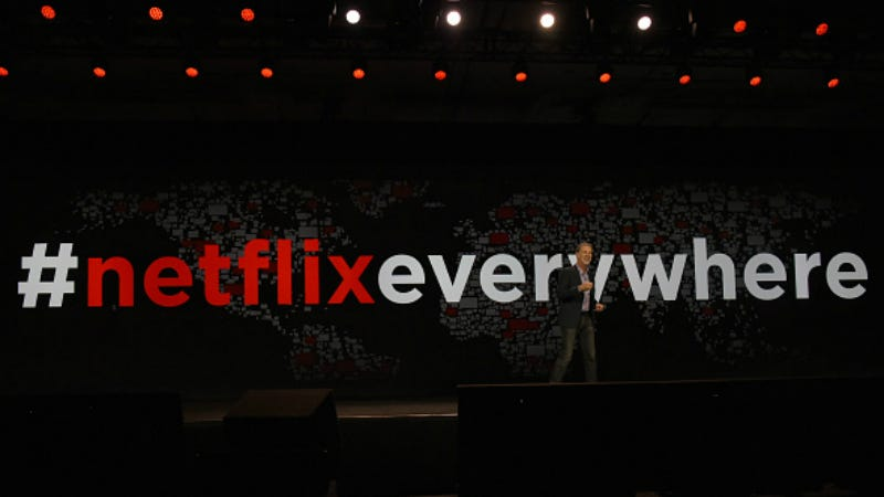 Illustration for article titled Netflix Launches in 130 New Countries and China's Not One of Them