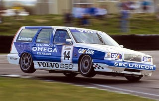 Illustration for article titled Oppo needs more wagon touring cars