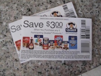 How to Use Manufacturer's Coupons   Pocketsense