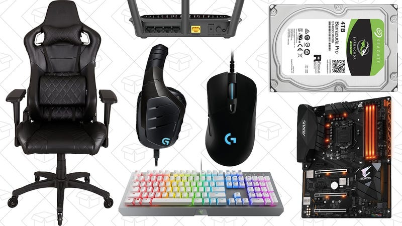 20% off gaming accessories. Promo code TWITCHCON20.