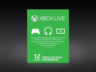 Illustration for article titled Limited Time: Save 25% on a 12-Month Xbox Live Gold Subscription