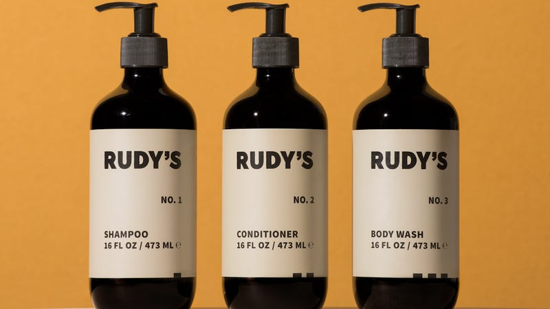 Rudy's 1-2-3