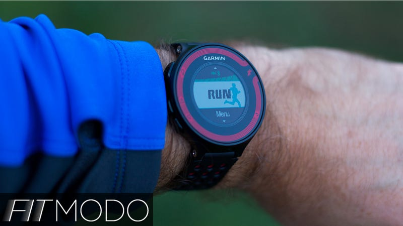 Illustration for article titled Garmin Forerunner 220 Review: Solid Running Watch With a Pretty Face