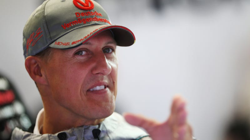 Illustration for article titled Michael Schumacher Is Returning Home